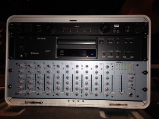 Furman, CD-200BT, Multimix12R
