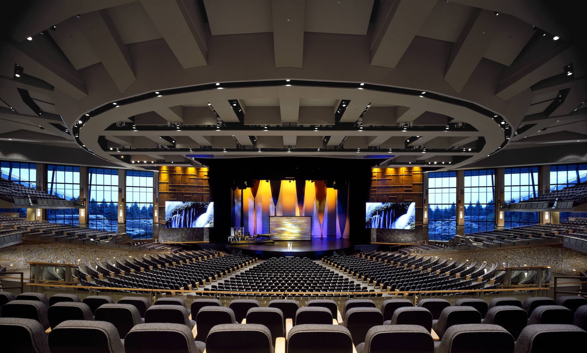 Willow Creek Community Church Production Department